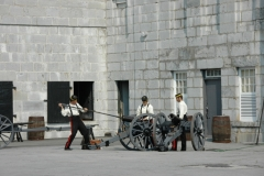 Kingston Fort Henry Firing #1438