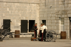 Kingston Fort Henry Soldiers 2 #1443