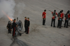 Kingston Fort Henry Sunset Ceremonies 16 #1460