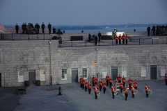 Kingston Fort Henry Sunset Ceremonies 24 #1468