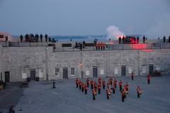 Kingston Fort Henry Sunset Ceremonies 25 #1469