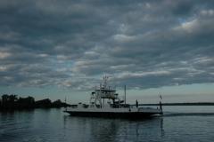 Glenora Ferry Cloudy #1539