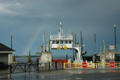 Glenora Ferry Rainbow #1505