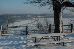 Glenora Ferry Winter Table #1541