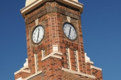 Gravenhurst Post Office Clock (v) #2552