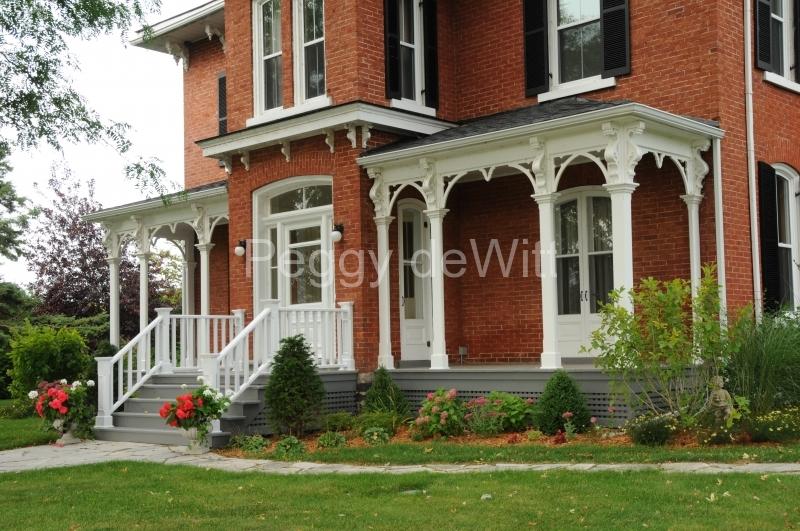 House Brick Porch #1710