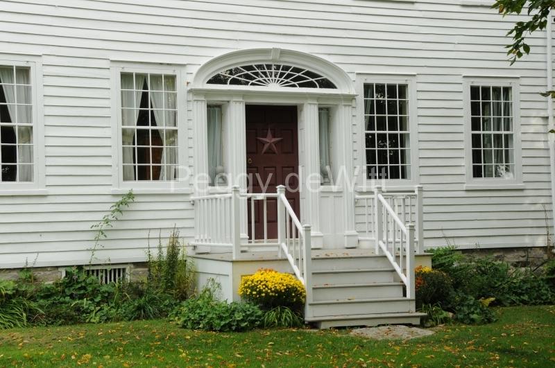 House Door Waupoos #2559