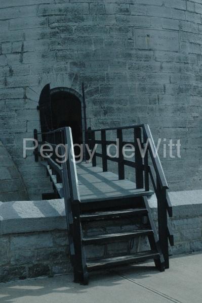 Kingston Murney Tower Entrance (v) #1482