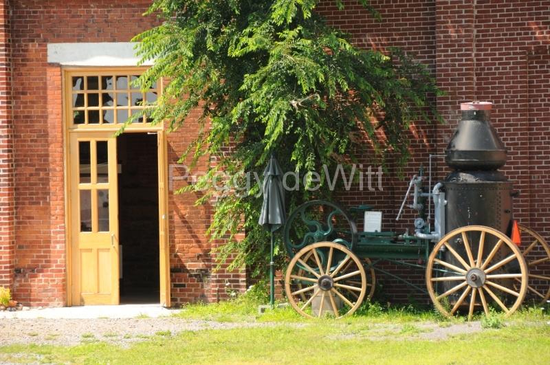 Kingston Pumphouse Door #1859