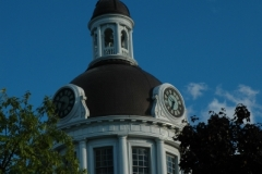 Kingston City Hall Clock (v) #1420