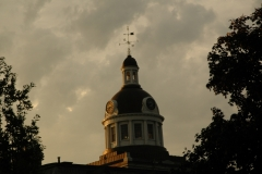 Kingston City Hall Roof #1424