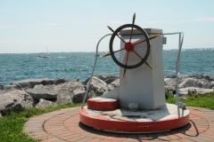 Kingston Ship Wheel #1861