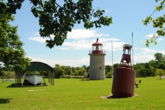 Lighthouse Marine Museum Lawn #2037