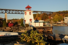 Lighthouse Parry Sound #2566