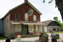 House Rednersville Mailboxes (v) #2563