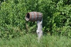 Mailbox Barrel #3294