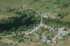 Milford Aerial Village #2746