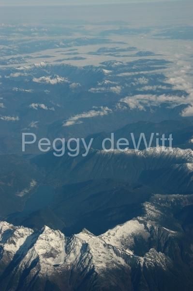 Mountains Aerial 1 (v) #1279