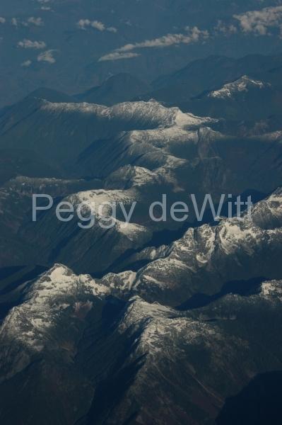Mountains Aerial 2 (v) #1280