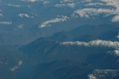 Mountains Aerial 1 (v) #1279