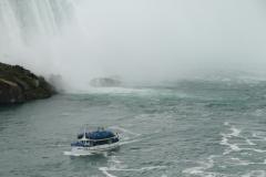 Niagara Falls Maid of the Mist Closeup #2221