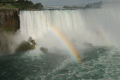 Niagara Falls Rainbow #2228