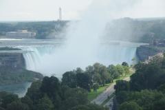 Niagara Falls from Ferris Wheel #2216