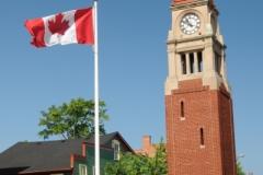 Niagara On The Lake Clock (v) #2245