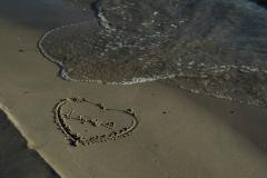 North Beach Heart 2 #1187