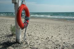 North Beach Life Preserver #1038