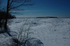 North Beach Snow Winter #1174