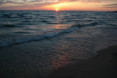 North Beach Sunset #1880
