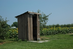 Outhouse Waupoos #2616