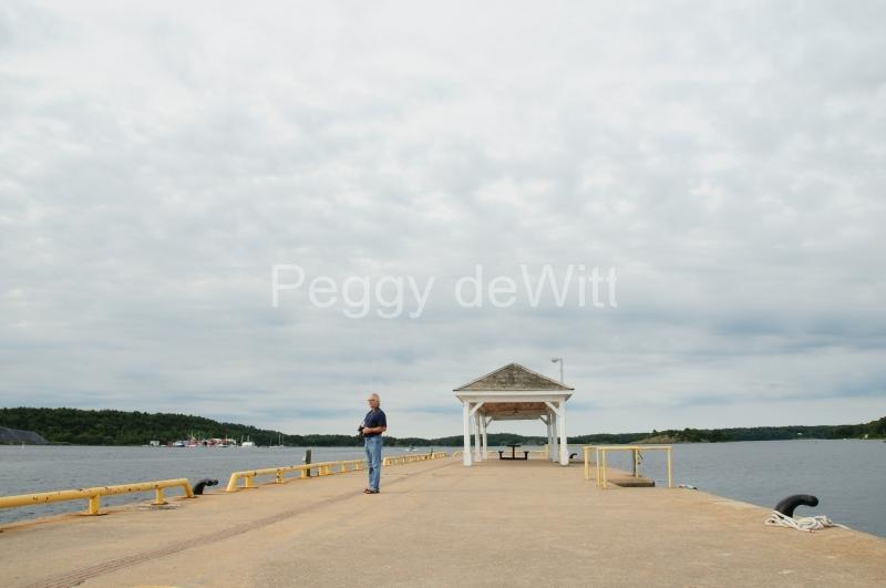 Parry Sound Pier (2) #2640