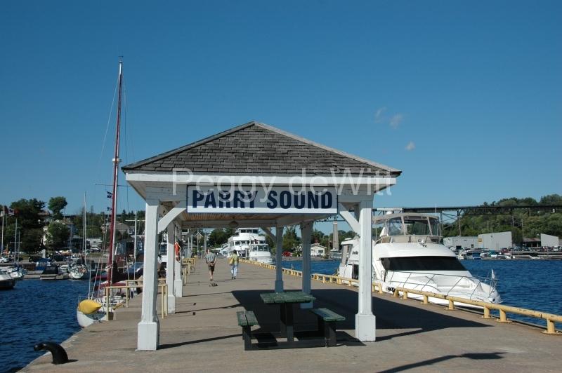 Parry Sound Pier #2639