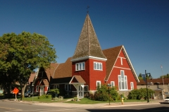 Parry Sound Baptist Church #2617