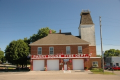 Parry Sound Fire Hall Old #2628