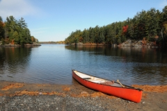 Parry Sound Nine Mile Lake Canoe #2633