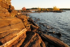 Parry Sound Rocky Beach #2644