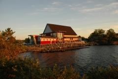 Parry Sound Stockey Centre Sunset #2647