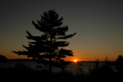 Parry Sound Sunset #1215