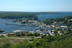Parry Sound View From Lookout (2) #2649