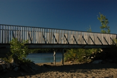 Parry Sound Walking Bridge #1218