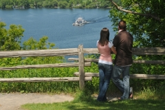 Glenora Ferry Couple #2544