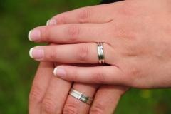 Hands Wedding Rings #2549