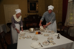 Macaulay Museum Maids Serving #2027