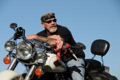 Motorcycle Biker Harley #2039