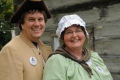 Pioneer Days Loyalist Couple #2062