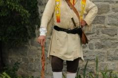 Pioneer Days Loyalist Man (v) #2067