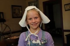 Rose Museum Little Girl #2085